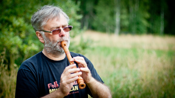 Folk Flute Academy 2014