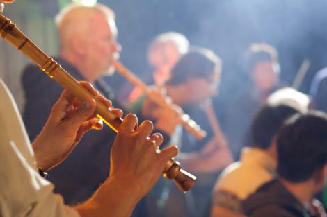 Folk Flute Academy (foto: www.mediastrom.se © 2013)